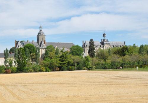 Abbaye de St Georges sur Loire